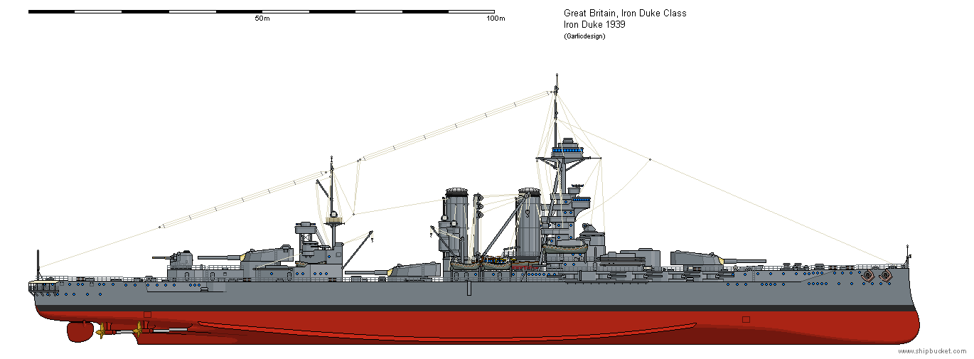 Blue marlin ship size