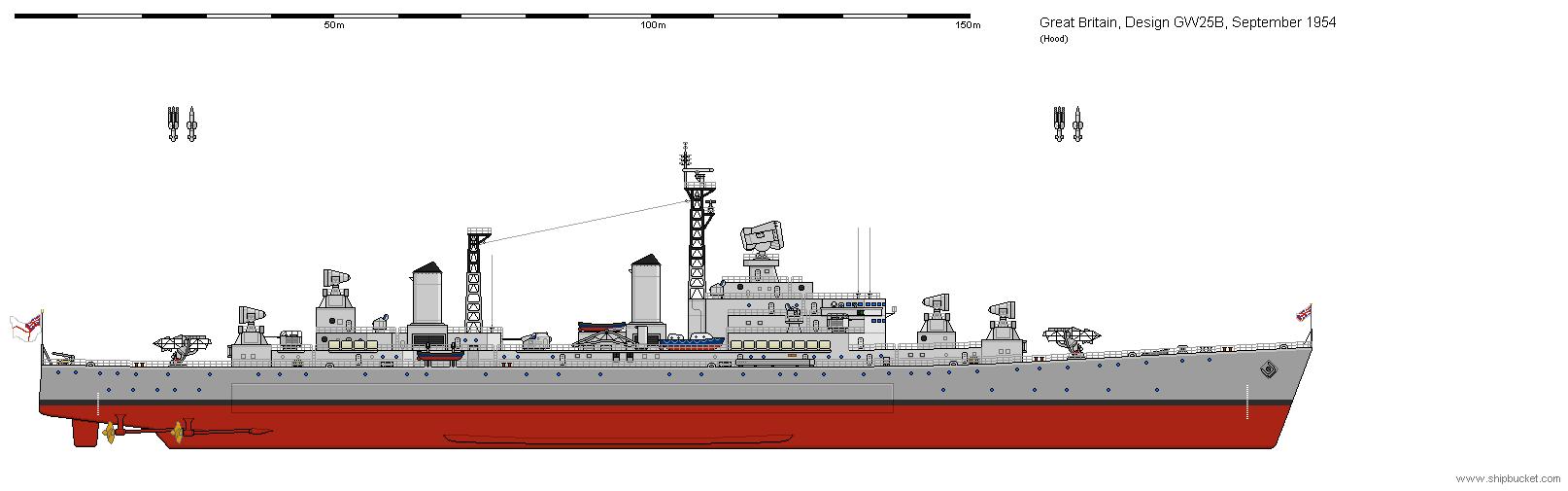 Shipbucket - Cruise ship drawings